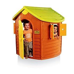 smoby 31120 plein air maison jura lodge jeux et jouets. Black Bedroom Furniture Sets. Home Design Ideas