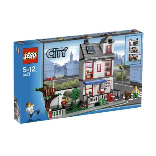 Lego City House 8403