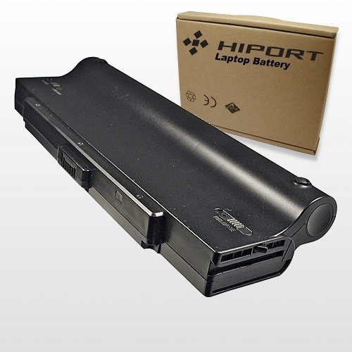 Hiport Laptop Battery For Sony Vaio PCG-7Y1L, PCG-7Y2L Laptop Notebook Computers (Large Capacity)