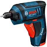 Bosch Professional GSR 3.6 V-LI Mx2Drive Professional Screwdriver in Plastic Box with 2 x 1.3Ah Batteries