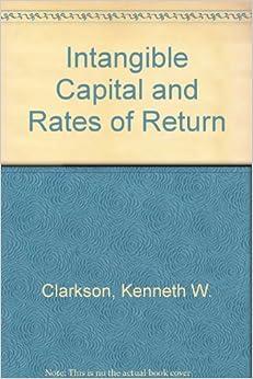 book rate of return