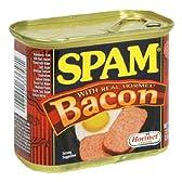 スパム ベーコン(SPAM BACON) 6缶
