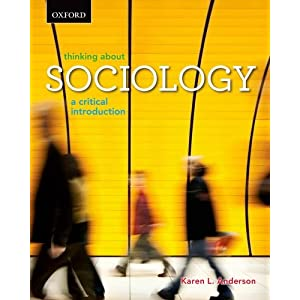 critical thinking in sociology Set in an introductory sociology class, the overall objective of techniques is to engender critical thinking so that students can become empowered to query the discipline, the text, the instructors, and the rules of the game.