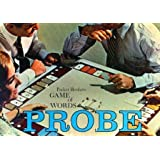 Probe; Parker Brothers Game of Words (1964 Edition)