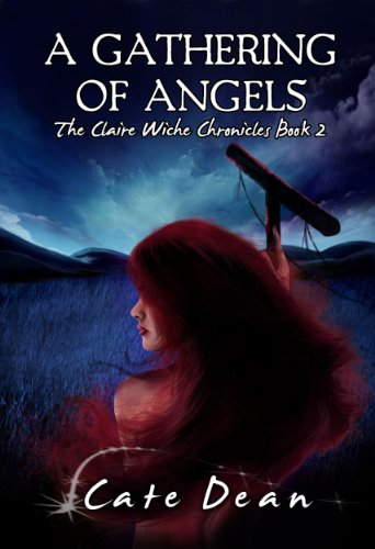 4 Straight 5-Star Reviews for Cate Dean's A Gathering of Angels – Today's Kindle Fire at KND eBook of The Day