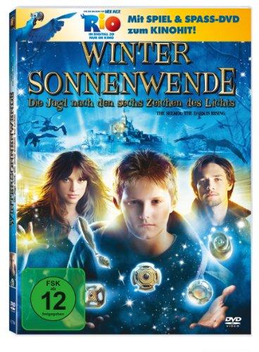Wintersonnenwende - Die Jagd nach den sechs Zeichen des Lichts (+ Rio Activity Disc) [2 DVDs]