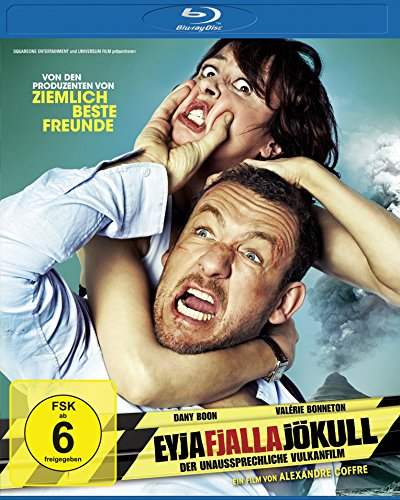 Eyjafjallajökull - Der unaussprechliche Vulkanfilm [Blu-ray]