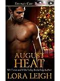 August Heat (Men of August Book 4)