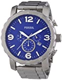 FOSSIL JR1445 MEN'S NATE CHRONOGRAPH WATCH