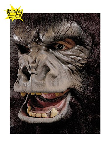 Two Bit Roar Action Gorilla Mask