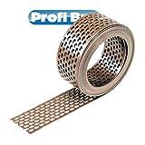 Produktbild von Vogelschutzgitter PVC | 5MTR x 80MM (Braun)