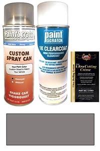 1998 GMC Yukon Medium Gray (Interior Color) 14/WA9779 Touch Up Paint Spray Can Kit - Original Factory OEM Automotive Paint - Color Match Guaranteed