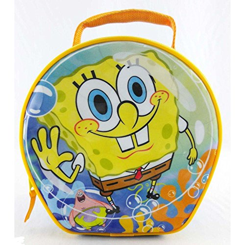 Spongebob Lunch Kit - Round - 1