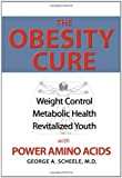 img - for The Obesity Cure by Scheele MD, George A. (2012) Paperback book / textbook / text book