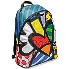 Smithsonian Pop-Art Heart Backpack