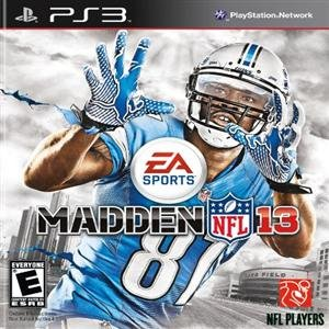 Electronic Arts 19734 Madden NFL 13 PS3