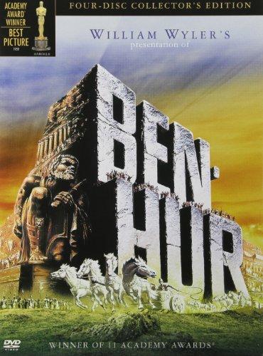 Cover art for  Ben-Hur (Four-Disc Collector's Edition)