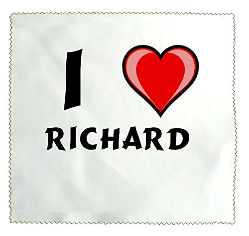 personalized-lens-glasses-cleaning-cloth-with-i-love-richard-first-name-surname-nickname