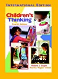 img - for Children's Thinking by Siegler PH.D., Robert S., Alibali PH.D., Martha W. (2004) Paperback book / textbook / text book