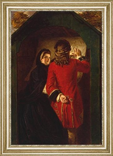 uncle-toby-and-the-widow-wadman-by-william-powell-frith-18-x-27-framed-premium-canvas-print