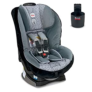britax boulevard g4 convertible car seat and cup holder silver birch baby. Black Bedroom Furniture Sets. Home Design Ideas