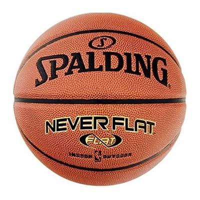74-096E Spirit Whispers Pr Spalding NBA Neverflat Indoor/Outdoor Basketball