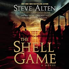 The Shell Game Audiobook by Steve Alten Narrated by Keith Szarabajka