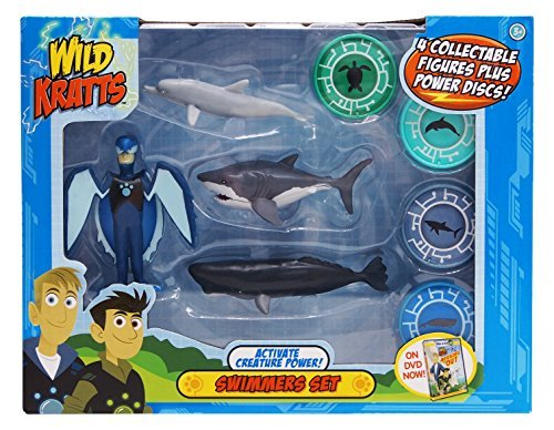 wild-kratts-activate-creature-power-swimmer-4-pack-figure-set-by-wicked-cool-toys