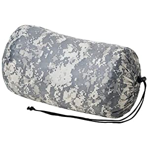 Maxam Digital Camo Sleeping Bag
