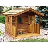 Cedar Shed Log Cabin Cedar Playhouse