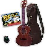 Kala Makala Tenor Ukulele Starter Pack with FREE Gift