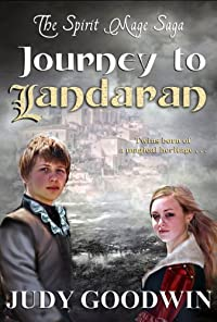 (FREE on 12/3) Journey To Landaran by Judy Goodwin - http://eBooksHabit.com