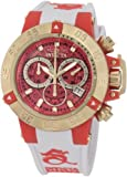Invicta Women's 0945 Anatomic Subaqua Collection Chronograph Watch