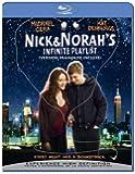 Nick and Norah's Infinite Playlist [Blu-ray] (Bilingual)