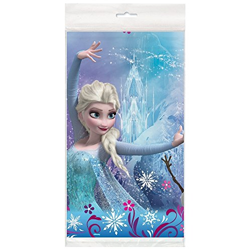 "Disney Frozen Table Cover, 84"" x 54"", 2-Pack"