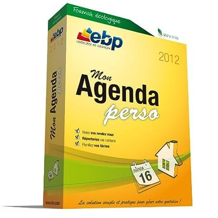 EBP Mon Agenda Perso 2012