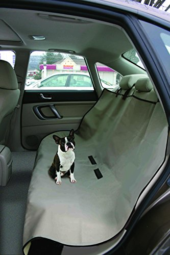 Waterproof, Cheap Car Back Seat Cover. Fits All Vehicles. Auto Accessory For Your Pet. Best Dog Or Cat Pet Product For Travel.