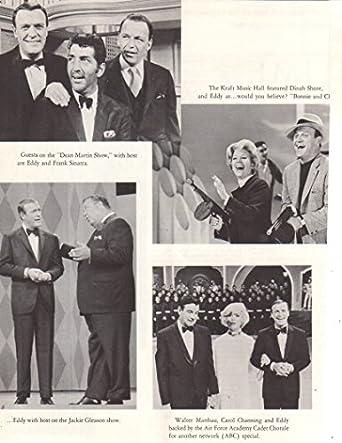 Amazon.com: Eddy Arnold Carol Channing Dean Martin Jackie ...