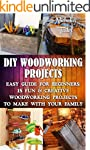 DIY Woodworking Projects: Easy Guide...