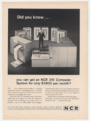 1963-ncr-315-computer-system-original-print-ad