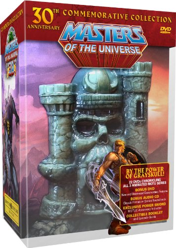 Masters Of The Universe - 30Th Anniversary Limited Edition back-326059