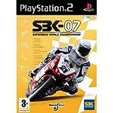echange, troc SBK 07 (PS2) [import anglais]