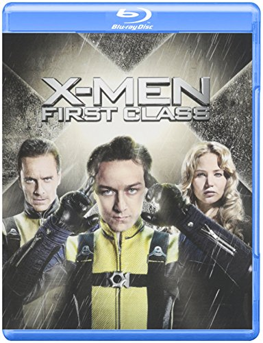 Blu-ray : X-Men: First Class (Repackaged)