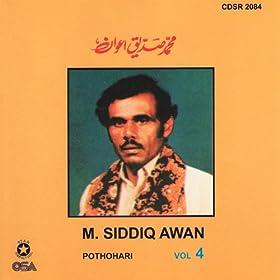 Amazon.com: Potohari, Vol. 4: M. Siddiq Awan: MP3 Downloadspotohari songs