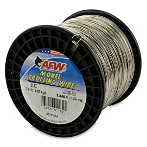 American fishing wire monel trolling wire 70 for American fishing wire