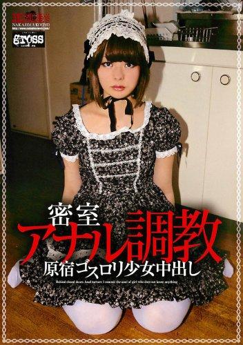 密室アナル調教 島崎りか 中嶋興業 [DVD]