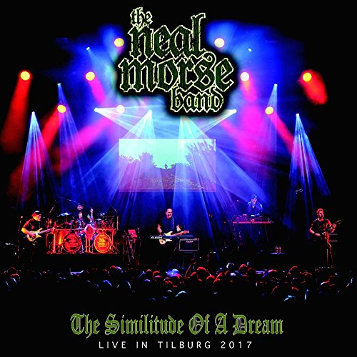 Blu-ray : THE NEAL MORSE BAND - Similitude Of A Dream Live In Tilburg 2017 (2PC)