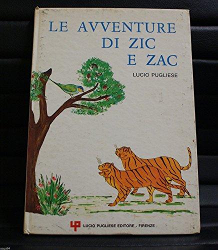 le-avventure-di-zic-e-zac-lucio-pugliese-1978-illustrato-per-ragazzi