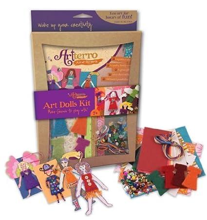 Artterro Art Dolls Kit by Artterro TOY (English Manual)