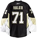 NHL Pittsburgh Penguins Evgeni Malkin #71 Premier Jersey, Medium at Amazon.com